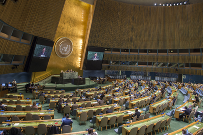 General Assembly Considers Report of International Court of Justice