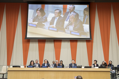 High-level Event on Energy Interconnection: Advancing the SDGs