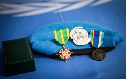 MINUSMA Honours Fallen Chadian Peacekeepers