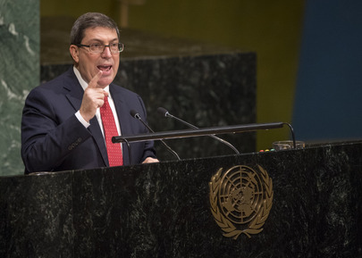 General Assembly Considers United States Embargo Against Cuba
