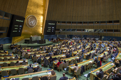 General Assembly Adopts Annual Resolution Urging End to United States Embargo on Cuba