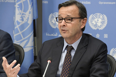 Security Council President Briefs Press on Programme of Work for November