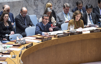 Security Council Considers Situation in Myanmar