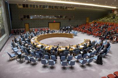 Security Council Renews EU-led Operation in Bosnia and Herzegovina