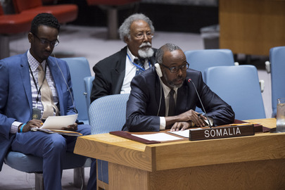 Security Council Considers Piracy Off Coast of Somalia