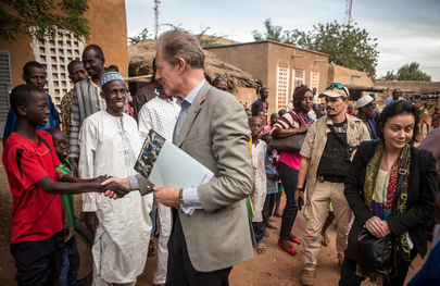 Assistant Secretary-General for Human Rights Visits Mali