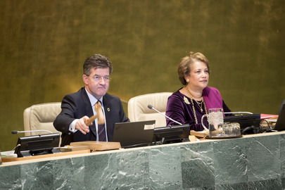 General Assembly, Security Council Hold Elections for Five Judges to World Court