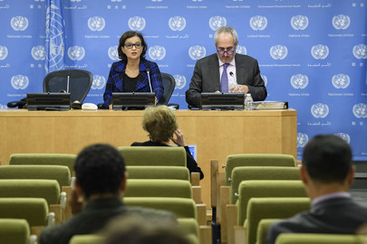 Press Briefing by Deputy Special Representative for MINUSCA
