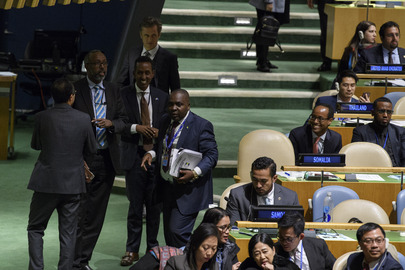 General Assembly, Security Council Elect Four Judges to International Court of Justice