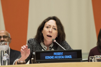 ECOSOC Considers Repositioning of UN Development System for 2030 Agenda
