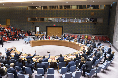 Security Council Reaffirms Arms Embargo on Somalia