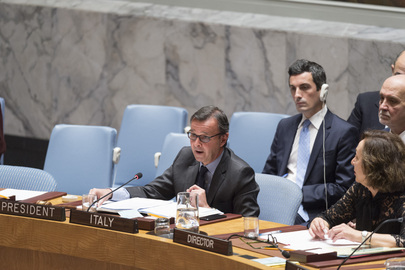 Security Council Considers Situation in Eritrea, Somalia