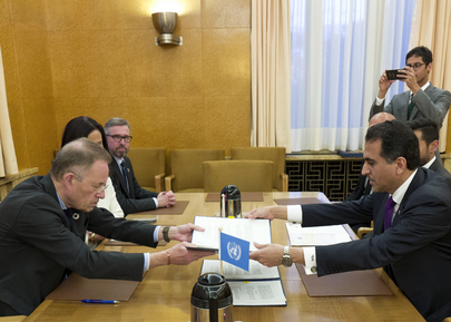 United Nations and Qatar Sign Agreement on Renovation