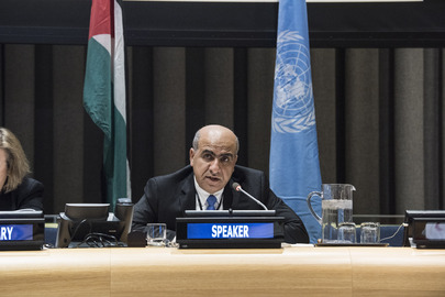 Observance of International Day of Solidarity with Palestinian People