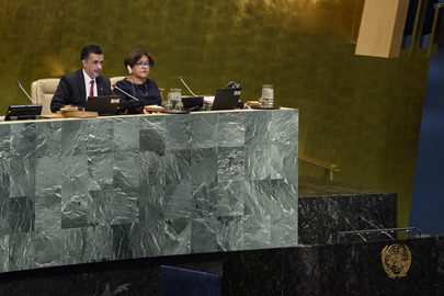 General Assembly Meets on Question of Palestine