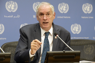 Press Conference by Director of the Joint United Nations Programme on HIV/AIDS (UNAIDS)