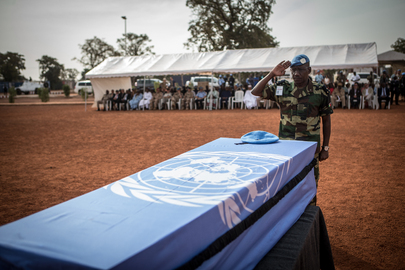MINUSMA Honours Fallen Peacekeepers