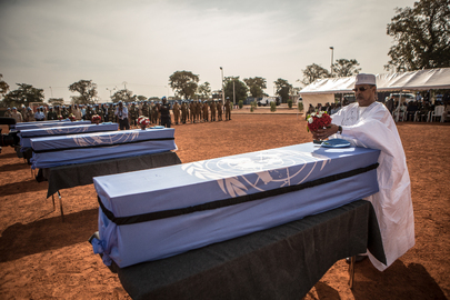MINUSMA Honours Fallen Peacekeepers