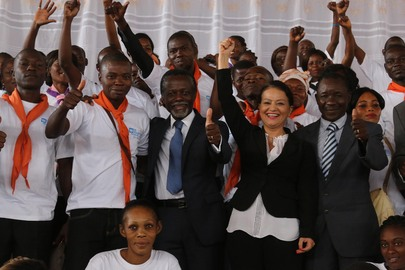 International Volunteer Day Celebrations in Central African Republic