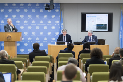 Press Briefing on Attack on Peacekeepers in the DRC