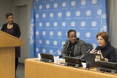 Press Briefing by New York Chief of UNCTAD