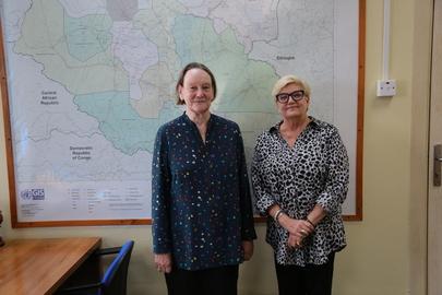 UN Victims' Rights Advocate Visits South Sudan