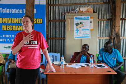 UN Victims' Rights Advocate Visits South Sudan