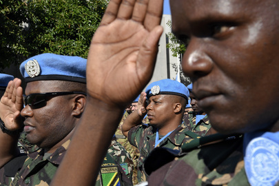 UNIFIL Pays Tribute to Fallen Peacekeepers in the DRC