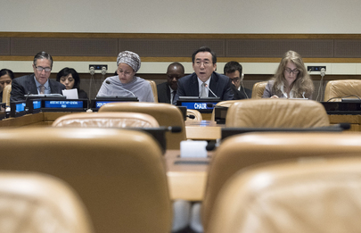 PBC Meeting on Situation in Sahel