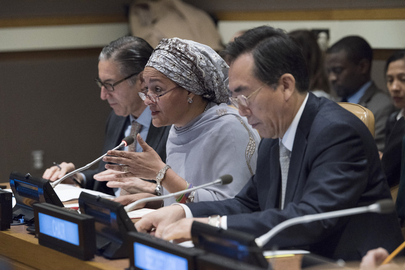 Peacebuilding Commission Meets on Situation in Sahel