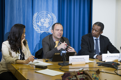 IGF Briefs Press on the Twelfth Annual Meeting in UN Geneva