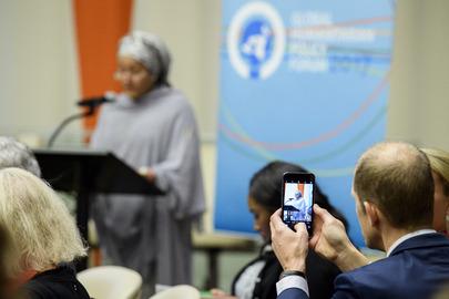 Forum on Global Humanitarian Policy