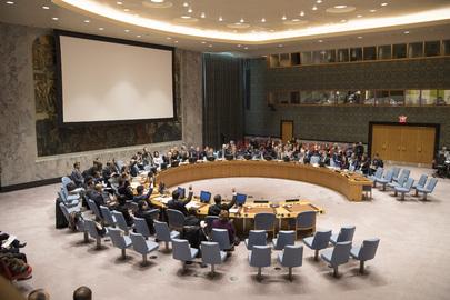Security Council Renews Mandate of UNDOF