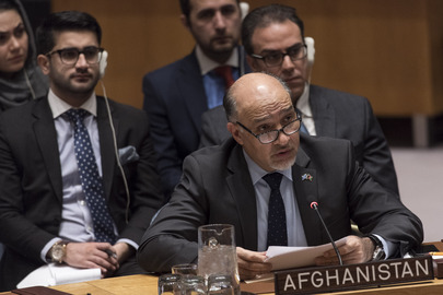 Security Council Considers Situation in Afghanistan