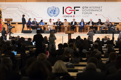 Internet Governance Forum Holds 12th Annual Meeting in Geneva
