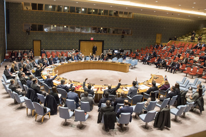 Security Council Adopts Resolution on Threats Caused by Foreign Terrorist Fighters