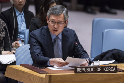 Security Council Adopts Resolution and Imposes Fresh Sanctions on DPRK