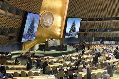 General Assembly Concludes Main Part of 72nd Session at 76th Resumed Meeting
