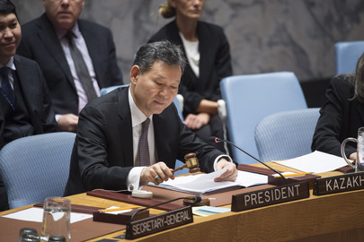 Security Council Considers Situation in Darfur, Sudan