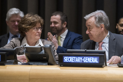 General Assembly Meets to Hear Secretary-General's Report on Migration