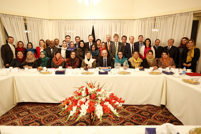 Security Council Members Visit Afghanistan