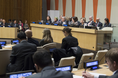 Secretary-General Presents Second Report on the Repositioning of the United Nations Development System