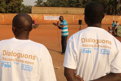 MINUSCA Organizes Youth Peace Week in Bangui