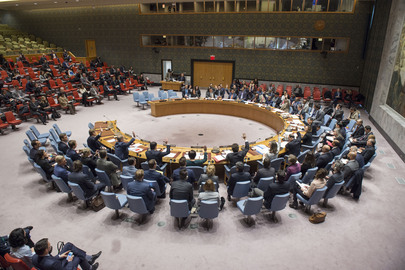 Security Council Extends Mandate of UNFICYP