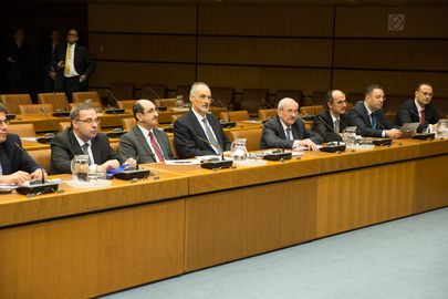 Day Two of Special Meeting on Syria in Vienna