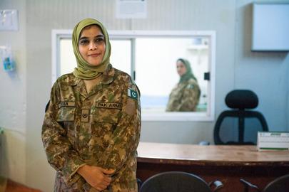 UNMIL Pakistan Medical Contingent
