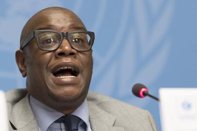 UNICEF South Sudan Representative Briefs Press