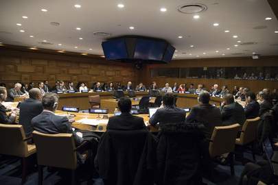 Roundtable on Way Forward of UN Development System on Middle-Income Countries