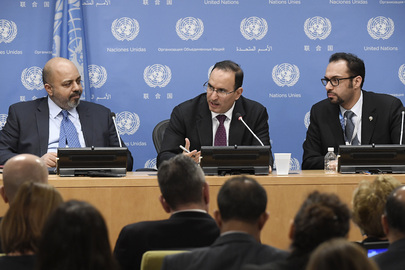 Security Council President Briefs Press on Programme of Work for February