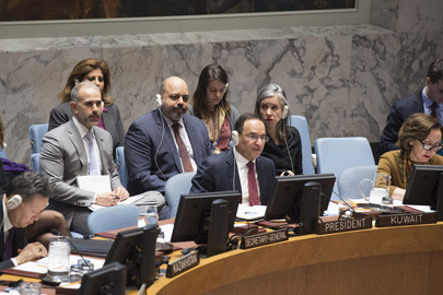 Security Council Considers Developments in Kosovo